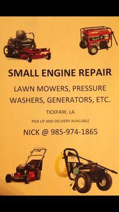 Small Engine Repair