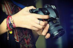 Birazda fotografçılık...