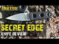 Cold Steel Secret Edge Neck Knife (Cover Your Back!) | http://www.osograndeknives.com/store/catalog/fixed-blade-neck-knives/cold-steel-11sdt-secret-edge-17020.html