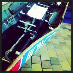 Canot à glace #Rimouski Bas Saint Laurent, Skateboard, Sports, Outdoor Activities, Dinghy, Ice, Tourism, Hs Sports, Skate Board