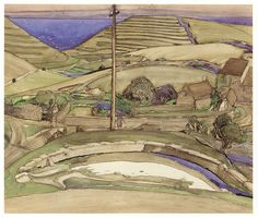 Charles Rennie Mackintosh Worth Matravers