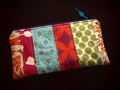 another quilted zippy | Flickr - Photo Sharing!