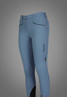 Pantaloni da donna impermeabile Mountain Horse Polare Pantaloni da Equitazione