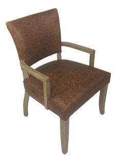 dining arm chair - Compare Price Before You Buy French Country Chairs, French Chairs, High Back Armchair, French Provincial Furniture, Woven Chair, Fabric Armchairs, Dining Arm Chair, Australia Living, Vintage Italian