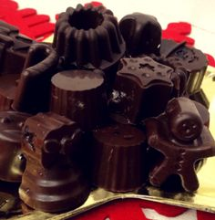 Greek Sweets, Chocolate Caramels, Christmas Time, Christmas Recipes, Sweet Home, Food And Drink, Favorite Recipes, Candy, Cookies