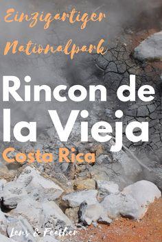 Der Nationalpark Rincon de la Vieja in Costa Rica - Erfahrungsbericht von Marc Tschallener