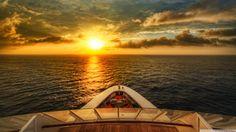 Aboard | Luxury yacht