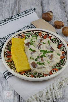 Hribi cu smantana - CAIETUL CU RETETE Easy Cooking, Eat, Food, Essen, Meals, Easy Recipes, Yemek, Eten