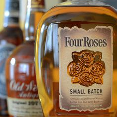 Bourbon of the Month: Four Roses Small Batch   Bourbon & Boots