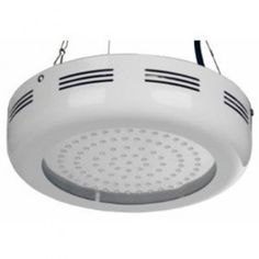 Order UFO NASA LED Grow Light For Hydroponic System, LED Grow Lights are warm to touch and won't scorch young or tender plants.