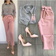 19 Elegant Chic Outfits Ideas 19 Elegant Chic Outfits Ideas Womens Fashion Fashionable is part of Work outfit - Casual Work Outfits, Business Casual Outfits, Professional Outfits, Mode Outfits, Office Outfits, Classy Outfits, Stylish Outfits, Fashion Outfits, Office Attire
