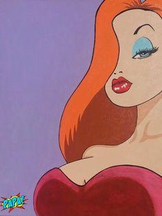 Disney Pop Art, Arte Disney, Rabbit Drawing, Rabbit Art, Cute Canvas Paintings, Mini Canvas Art, Oil Paintings, Cartoon Drawings, Cartoon Art