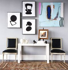 10 best tips for how to hang art in your home - National Home Design | Examiner.com