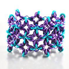 Chainmaille DIY Jewelry Latticework Flex Bracelet Class | Nov. 20, 2013 | Blue Buddha Boutique