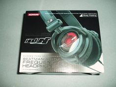 Beatmania IIDX headphones promo