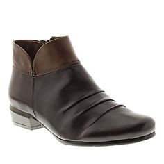 Spring Step Women's Sovereign Ankle Boots (FootSmart.com)