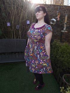 Aurora dress.