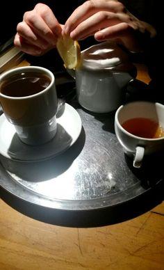 Coffee, tea &... #czuly  #books