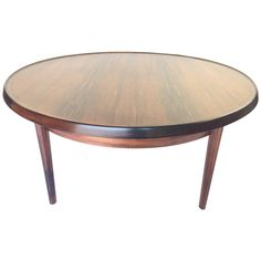 Torbjorn Afdal for Bruksbo Cocktail Table | From a unique collection of antique and modern coffee and cocktail tables at https://www.1stdibs.com/furniture/tables/coffee-tables-cocktail-tables/