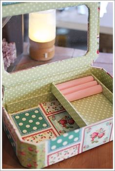 assorted box ideas to think about!