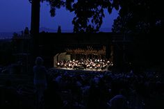 Time stops as the power of live orchestral music transforms the Britt hill into a p lace where out of the world experiences are commonplace. http://www.brittfest.org/classicalfestival