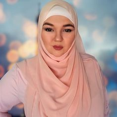 Maida's hijab world known for amazing quality, unique looks and large size hijabs Chiffon Shawl, Sheer Chiffon, Chiffon Fabric, Hard Working Women, Pistachio Green, Medical Scrubs, Seasons Of The Year, Absolutely Gorgeous, Beautiful