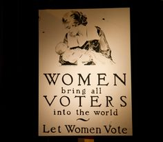 It's no secret voter ID laws were drafted with minorities in mind, but they're not the only ones who could have their voice suppressed by such legislation. This fall in Texas, women may also face difficulties exercising their right to vote.   - 2013/10/19