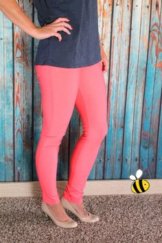 Our best selling colored jeggings are perfect for every fashionista, and are now…