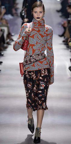 Print it: самые модные принты сезона осень-зима 16/17 | Marie Claire