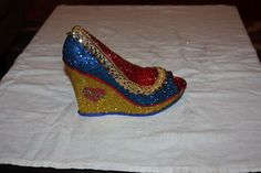 Nola Girl: Krewe of Muses - The Complete 2012 Shoe Collection