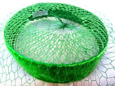 vintage green pill box hats   Vintage Kelley Green Pill Box Hat with Veil