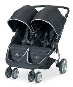 Britax B-Agile Doppelkinderwagen: Perfekt in Effizienz und für die Sicherheit und den Komfort für Ihre beiden Kinder