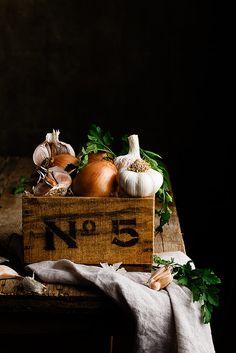 Vegetables by Raquel Carmona