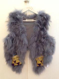 Ethnic fur Tallulah