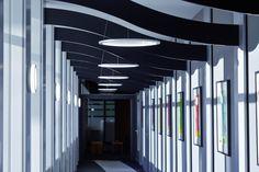 TRILUX Showroom, Arnsberg (Germany)TRILUX Showroom, Arnsberg (Deutschland) #luminaire #lighting #beleuchtung #licht #design