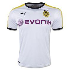 17 Best uniformes de futbol del Borussia Dortmund 2016 images ... af55e0e414513