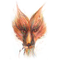 "Fox face - by NUÉ (from ""Liaisons"")"