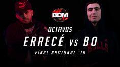 Errecé vs Bo (Octavos) – BDM Barcelona 2016 España -  Errecé vs Bo (Octavos) – BDM Barcelona 2016 España - http://batallasderap.net/errece-vs-bo-octavos-bdm-barcelona-2016-espana/  #rap #hiphop #freestyle