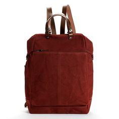 Baggy Port KBS-Backpack Red