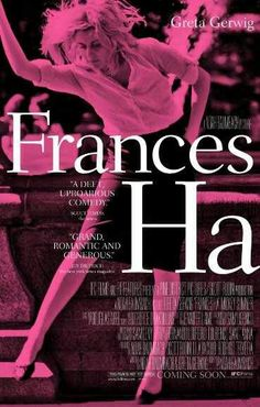 Frances Ha (5/17 limited) co-written by Greta Gerwig