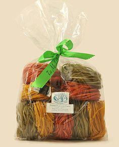 Three Color Tagliolini #Mylelia #SpinachPasta #SaffronPasta #FlavouredPasta #GreekProducts