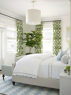 15 Idées Pour Aménager Un Petit Balcon Avec Jardin. Green BedroomsCoastal  ...