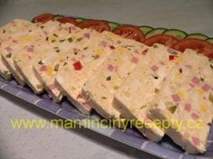 maminčiny recepty – Seznam.cz Top Recipes, Sushi, Tacos, Food And Drink, Bread, Ethnic Recipes, Best Recipes, Bakeries, Breads