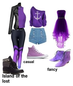 """""""Disney Desendents #1"""" by corathebear on Polyvore featuring WithChic, T By Alexander Wang, Pierre Balmain and KENNY"""