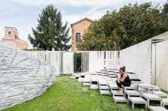 "TCA Think Tank Creates ""Parasite Pavilion"" With Five-Day Workshop in Venice"