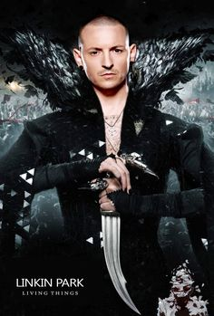 Artistas Modificados: Chester Bennington. THE BEST PHOTO EVER! ks lp