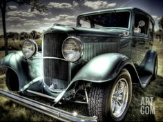 Car Art Prints, Prints, Paintings & Wall Art for Sale Buy Prints, Prints For Sale, Classy Cars, Old Classic Cars, Wall Art For Sale, Sale Poster, Find Art, Framed Artwork, Art Photography