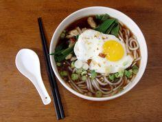 The International Breakfast Project: China - Hunanese Soup Noodles recipe