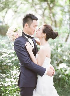 So sweet: http://www.stylemepretty.com/destination-weddings/2016/06/28/see-how-this-couple-brought-the-french-glamour-to-shanghai/ | Photography: Jada Poon Photography - http://www.jadapoonphotography.com/