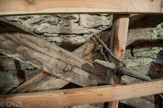 HAUSFORSCHER unterwegs: Ein mittelalterliches Lehrgerüst in Lärbro und Abschied…